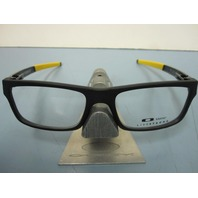 OAKLEY mens CURRENCY Livestrong RX eyeglass frame OX8026-0854 NEW In Oakley Box