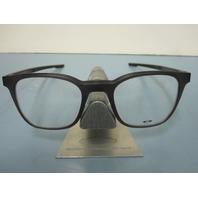 OAKLEY mens RX eyeglass frame MILESTONE 3.0 ink OX8093-0249 NEW w/Oakley case