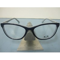 OAKLEY womens STAND OUT peacoat OX1112-0553 RX eyeglass frame ~NEW w/Oakley case