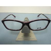 OAKLEY womens RX eyeglass frame RENDER double r OX1089-0353 NEW w/O case