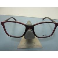 OAKLEY womens SHOWDOWN pink vapor RX eyeglass frame OX1098-0753 NEW w/O case