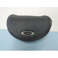 OAKLEY mens RX sunglass frame protective vault clamshell carrying case black LG