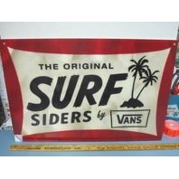 Vans Skateboard Snowboard BMX Surf Dealer Display Sign Bigger New old stock