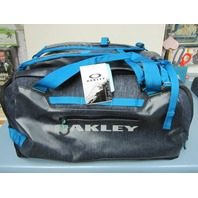 Oakley Voyage 60 Duffel Travel Bag 92739 Peacoat New w/tags Free Shipping