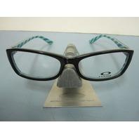 Oakley womens Short Cut RX eyeglass frame Black Cosmo OX1088-0453 NEW w/O case