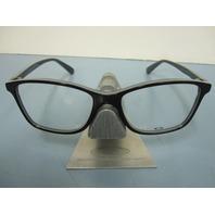 Oakley womens Showdown RX eyeglass frame Black Quartz  OX1098-0353 NEW w/O case