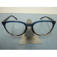 Oakley womens Reversal RX eyeglass frame Blue Fade OX1135--0352 NEW in O case