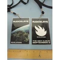 Audioslave 2006 Revelations Promotional Laminate Chris Cornell R.I.P. Rare