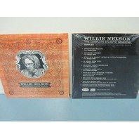 Willie Nelson ‎ 2006 The Complete Atlantic Sessions CD sampler 10 Track Sealed