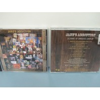 Jane's Addiction ‎2009 A Cabinet Of Curiosities Sampler 10 Track CD Promo New