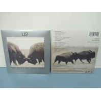 U2 ‎2002 The Best Of 1990-2000 Promo Ltd.Ed. 4 Track DVD NEW old stock Sealed