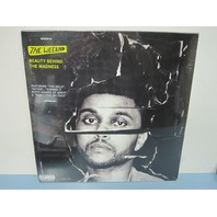 The Weeknd ‎2015 Beauty Behind The Madness  2xLP 150 gram Vinyl Sealed New