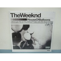 The Weeknd ‎2015 House Of Balloons 2xLP 150 gram Vinyl Sealed New