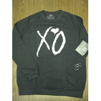 THE WEEKND 2012 TRILOGY XO official issue Crew Fleece Sweatshirt LG New Ol Stock