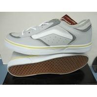 VANS skateboard 1999 Geoff Rowley pro model sneaker Grey mens size 12 NEW in box