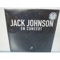"Jack Johnson 2009 En Concert 19 Track 2x12"" LP Vinyl MP3 New Sealed"