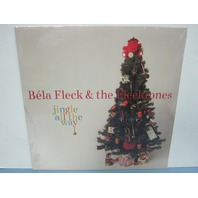 Béla Fleck & The Flecktones 2008 Jingle All The Way sealed Record LP