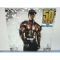 "50 Cent 2005 The Massacre 2x12"" Vinyl LP Record New Never Played Eminem"