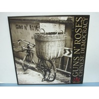 "Guns N' Roses ‎2008 Chinese Democracy 2x12"" Vinyl LP Record New Never Played"