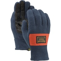 BURTON snowboard mens Ember Fleece Glove Eclipse/Picante X-Large NEW in package