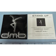 DAVE MATTHEWS BAND 2005 Stand Up promotional sticker Mint New Old Stock