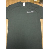 Canadian Club Gildan Heavy Cotton tee-shirt Large New Old Stock Flawless
