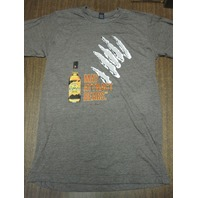 Jim Beam Honey Whiskey tee-shirt Mens Medium New Old Stock Flawless
