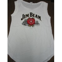 Jim Beam Oversized Tank Top Womens X-Large New Old Stock Flawless Never Worn