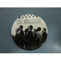 The Specials 2002 Capitol Records promotional button/badge New Old Stock