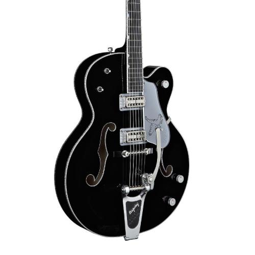 new gretsch g6136tsl silver falcon guitar hardshell case included streetsoundsnyc. Black Bedroom Furniture Sets. Home Design Ideas