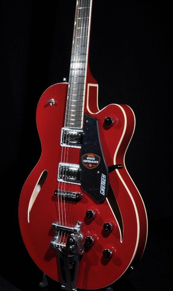 gretsch g5620t cb electromatic red center block guitar streetsoundsnyc. Black Bedroom Furniture Sets. Home Design Ideas