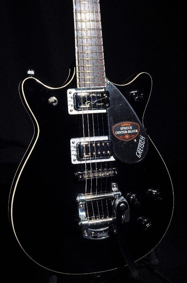 gretsch g5655t cb electromatic black center block guitar streetsoundsnyc. Black Bedroom Furniture Sets. Home Design Ideas