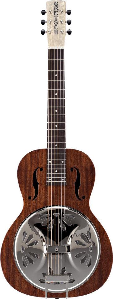 gretsch g9210 boxcar resonator guitar natural square neck streetsoundsnyc. Black Bedroom Furniture Sets. Home Design Ideas