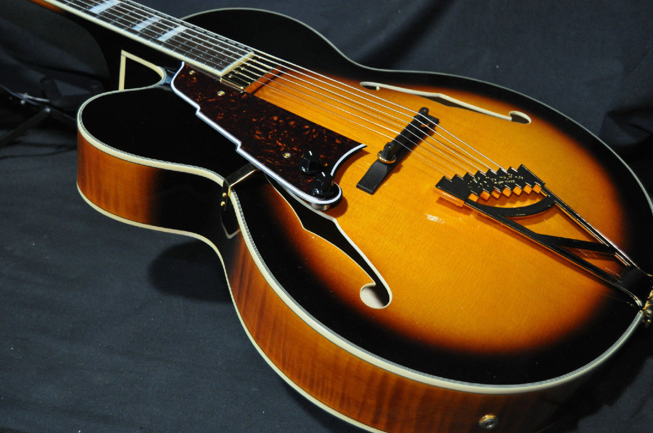 Gibson Hollow Body Sunburst Sunburst Hollow Body