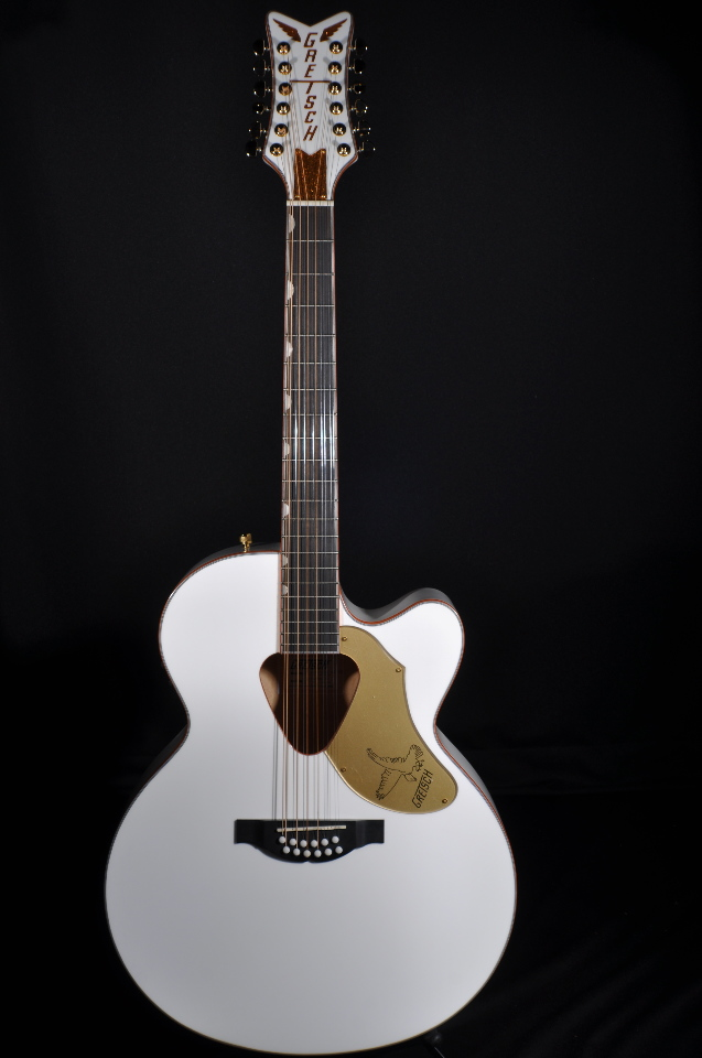 gretsch g5022cwfe 12 string jumbo rancher falcon acoustic electric guitar streetsoundsnyc. Black Bedroom Furniture Sets. Home Design Ideas