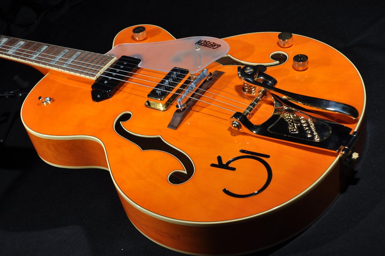 Gretsch G6120ec Eddie Cochran Signature Guitar 2011