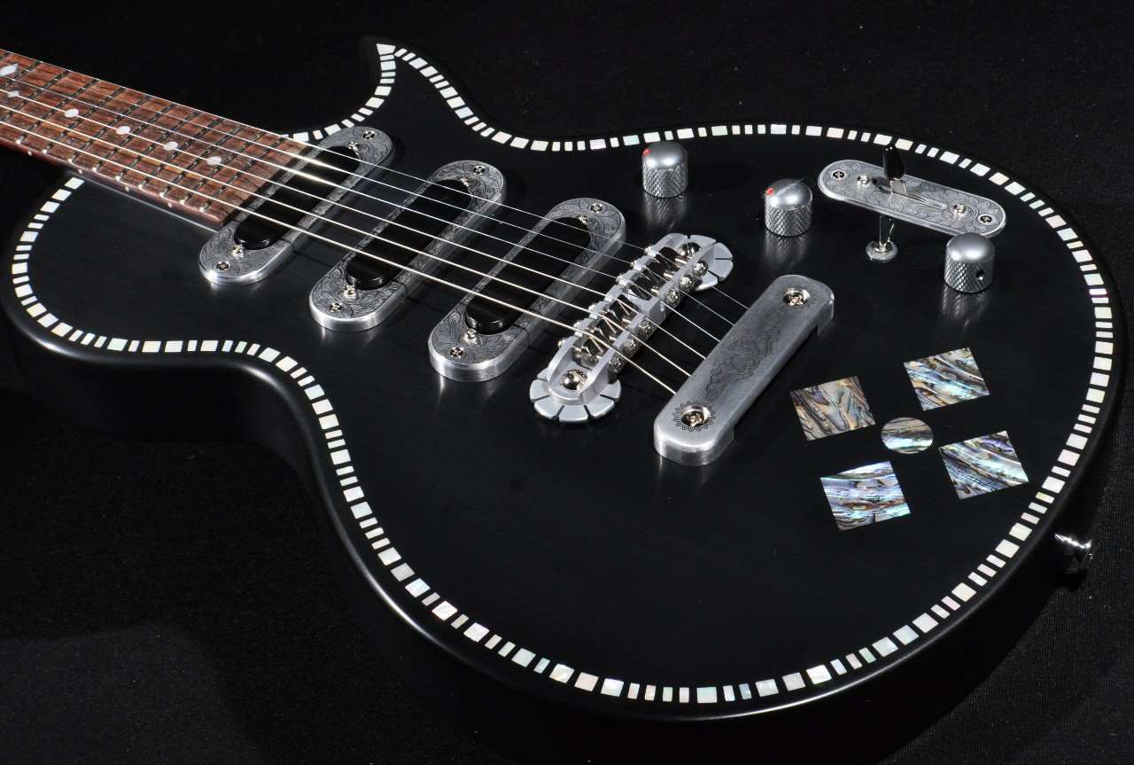 guitars Black diamond
