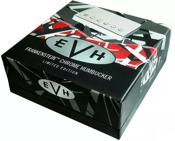 Evh Frankenstein Pickup : evh frankenstein humbucker pickup chrome limited edition streetsoundsnyc ~ Russianpoet.info Haus und Dekorationen