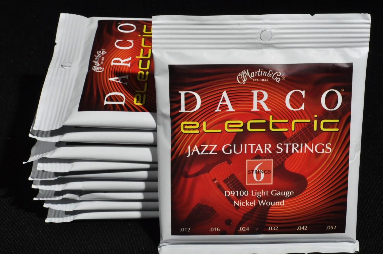 10 sets martin darco d9100 light gauge jazz electric guitar strings 12 52 streetsoundsnyc. Black Bedroom Furniture Sets. Home Design Ideas