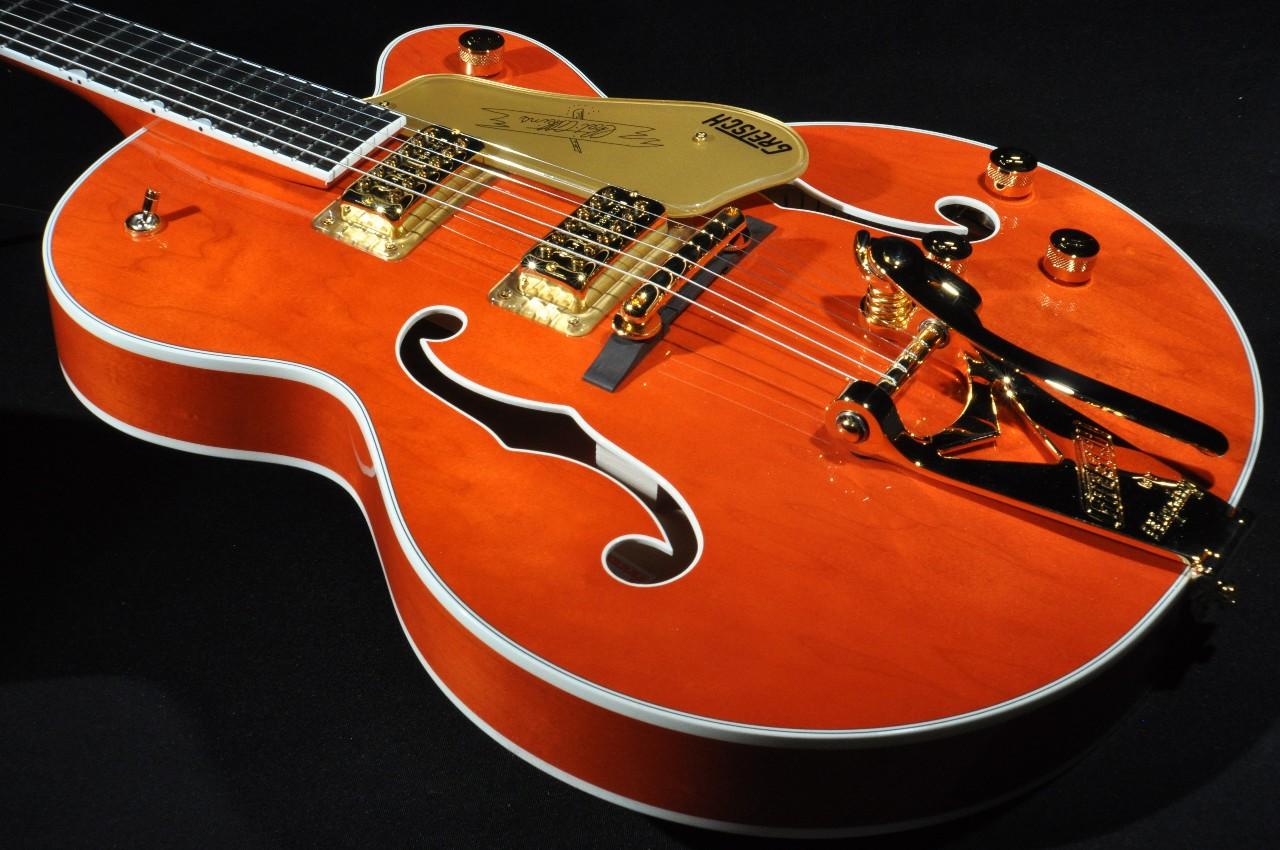 Fender Locking Tuners >> GRETSCH G6120T NASHVILLE GUITAR PLAYERS EDITION ...