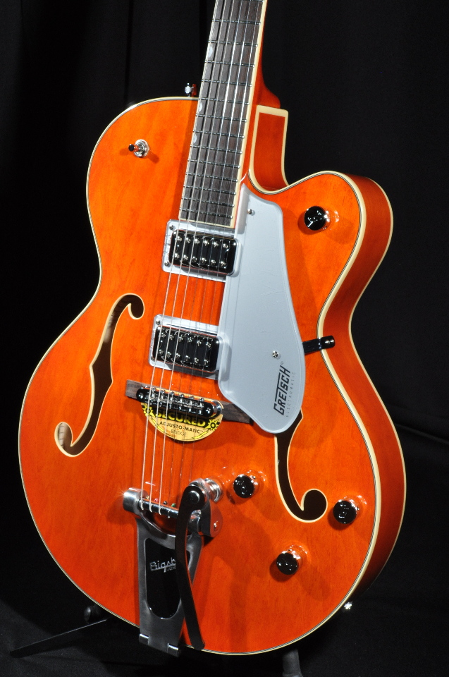 gretsch g5420t orange new edition electromatic guitar streetsoundsnyc. Black Bedroom Furniture Sets. Home Design Ideas