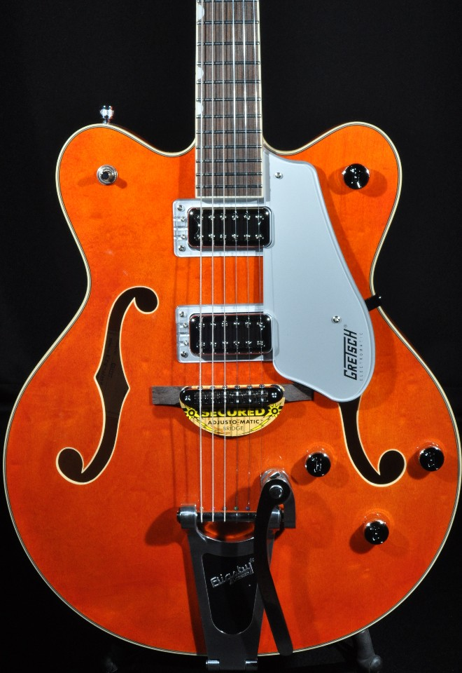 gretsch g5422t orange new edition electromatic double cutaway guitar streetsoundsnyc. Black Bedroom Furniture Sets. Home Design Ideas