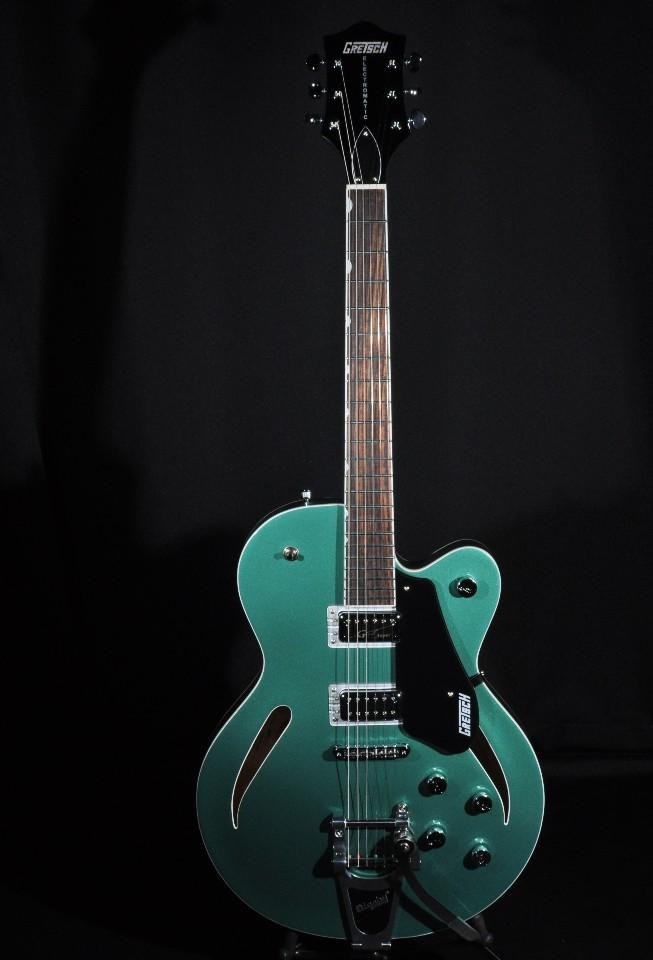 gretsch g5620t cb electromatic georgia green center block guitar streetsoundsnyc. Black Bedroom Furniture Sets. Home Design Ideas