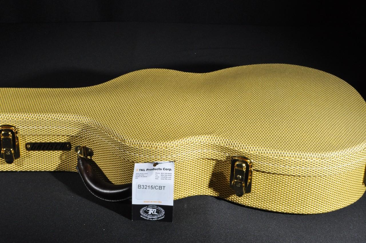 gretsch g6276 premium tweed hardshell case for solid body gretsch streetsoundsnyc. Black Bedroom Furniture Sets. Home Design Ideas