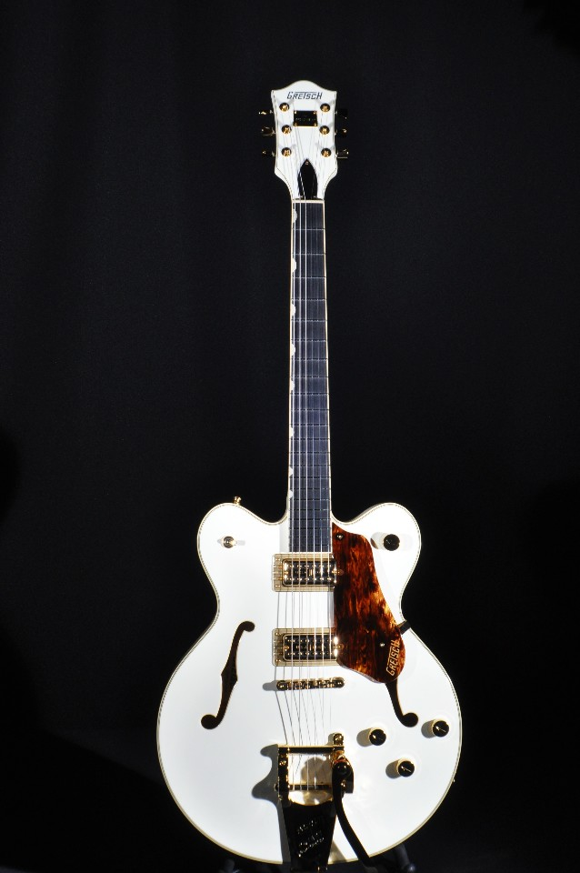Gretsch G6609tg Vintage White Players Edition Broadkaster