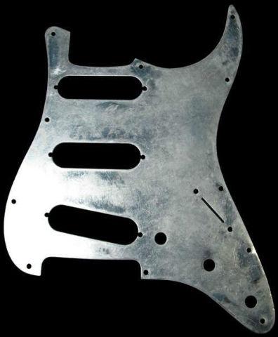 Fender Shield Pickguard 62 Strat 0019699000