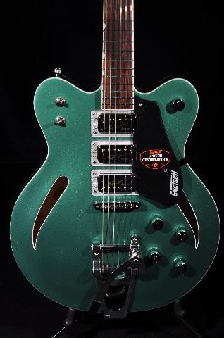 gretsch g5622t cb electromatic georgia green center block guitar ebay. Black Bedroom Furniture Sets. Home Design Ideas
