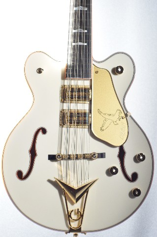 gretsch tom petersson 12 string falcon custom shop bass guitar ebay. Black Bedroom Furniture Sets. Home Design Ideas