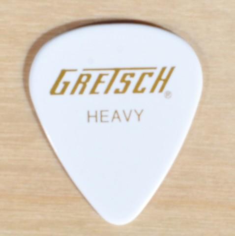 GRETSCH 351 WHITE HEAVY GUITAR PICKS 144 1 GROSS