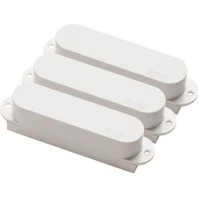 EMG-S Set Ceramic Single Coil Active Pickup Set White